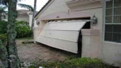 Garage Door Hurricane Damage Pensacola